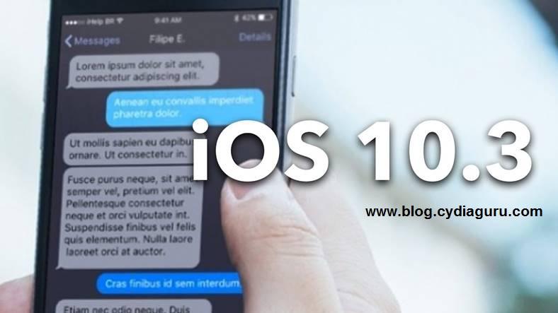 Cydia Download iOS 10.3