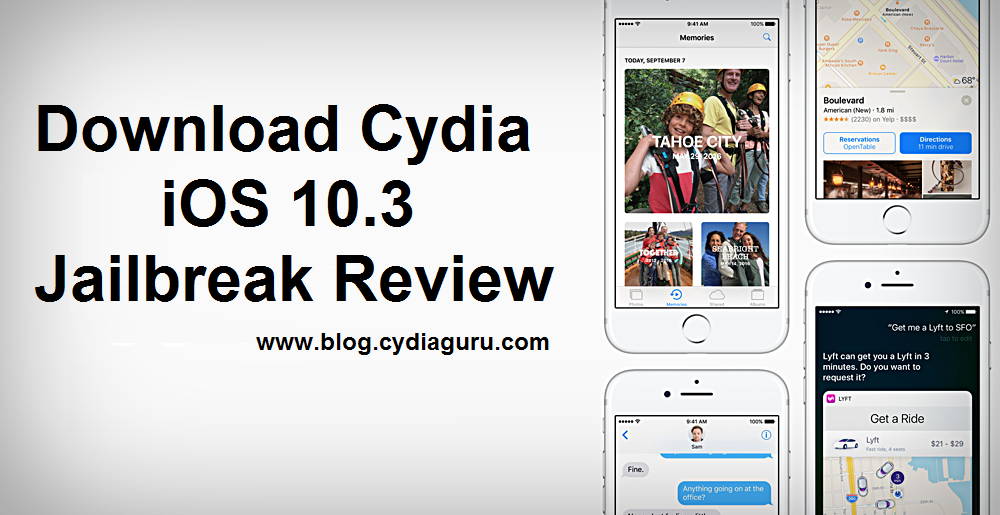 Download Cydia iOS 10.3
