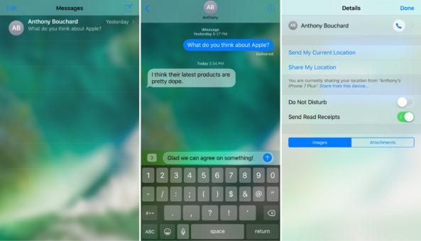 Do you know Best Cydia Tweaks for iOS 10 Messages App? - Cydia Guru