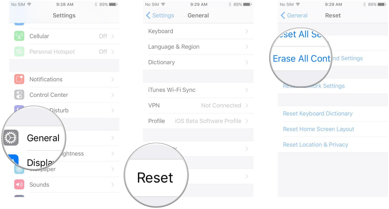 restore iOS 10.2 jailbreak