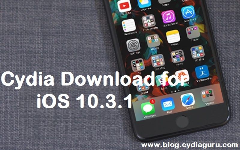 Cydia Download iOS 10.3.1
