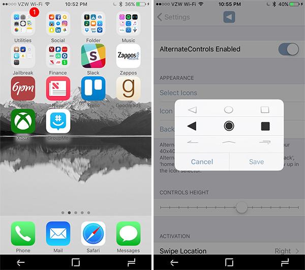 Cydia iOS 10.3.3
