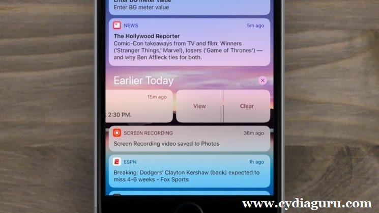iOS 11 Cydia Install