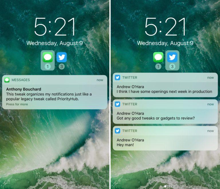 iOS 10.3.3 Jailbreak Tweaks