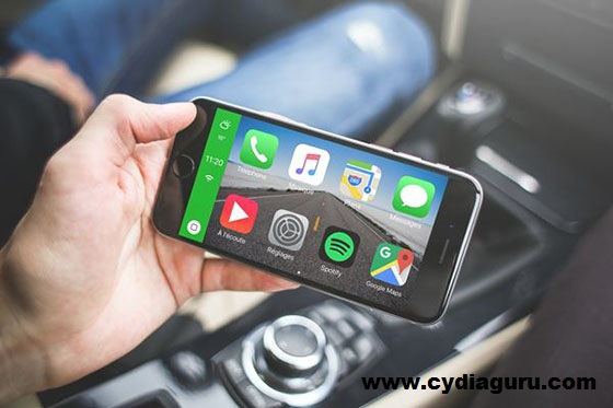 Get All App support for CarPlay with NGXPlay Download - Cydia Guru