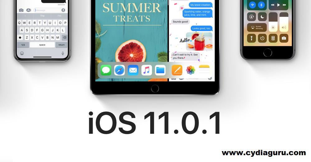 Cydia Download iOS 11.0.1
