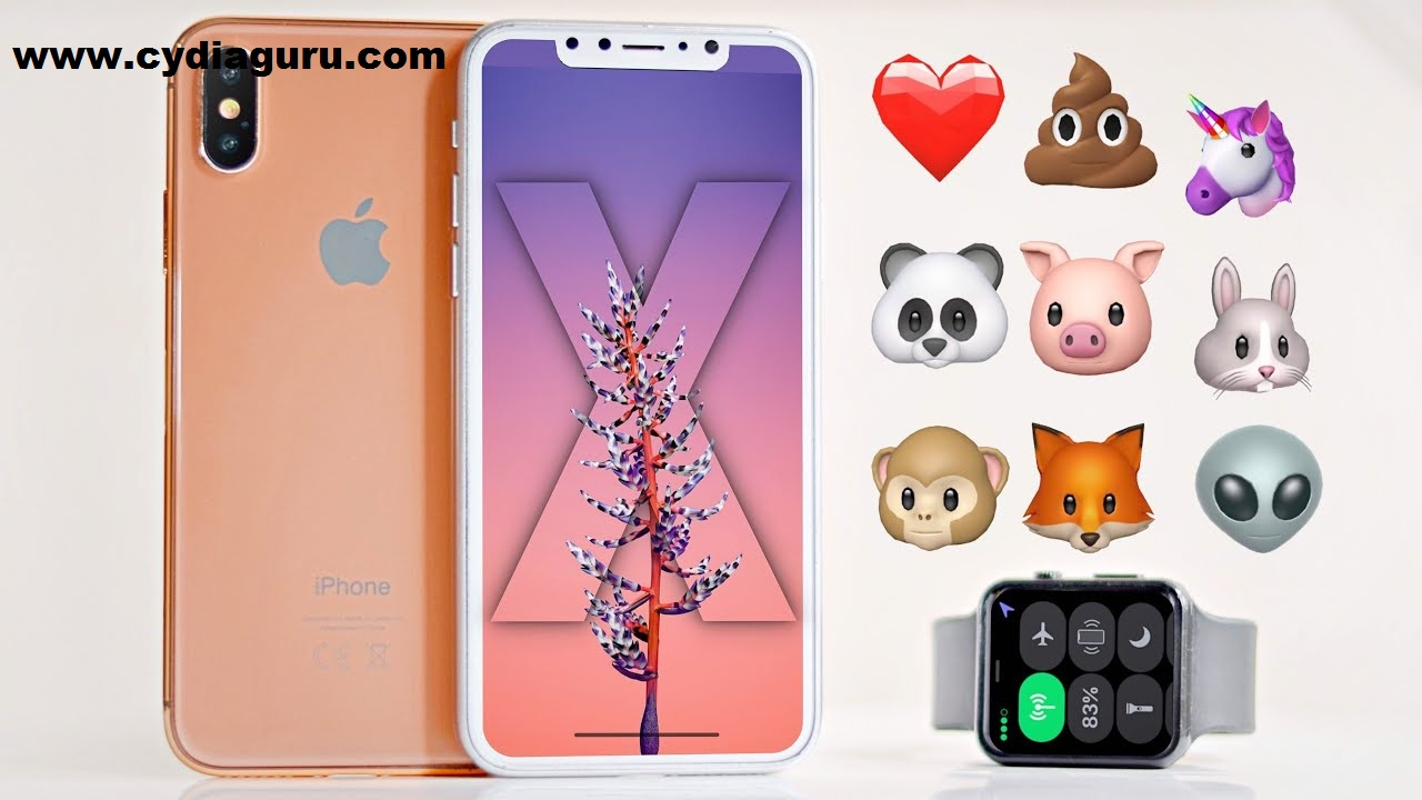 iPhone X, 8 and iOS 11 Release