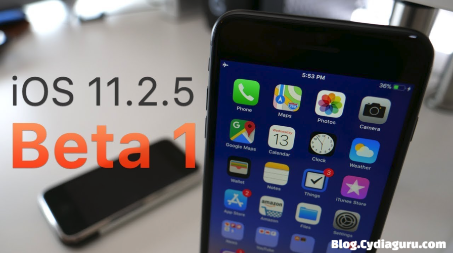 iOS 11.2.5 Download