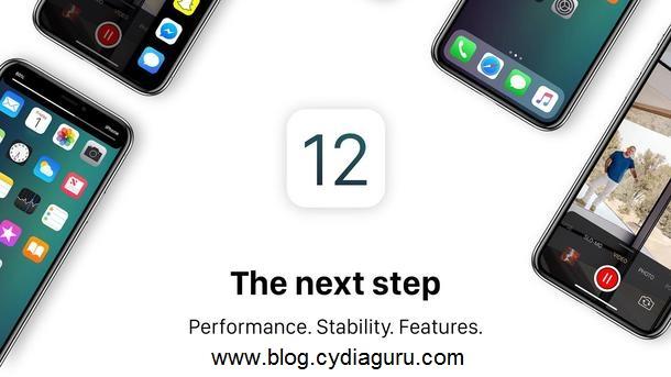 iOS 12 Release